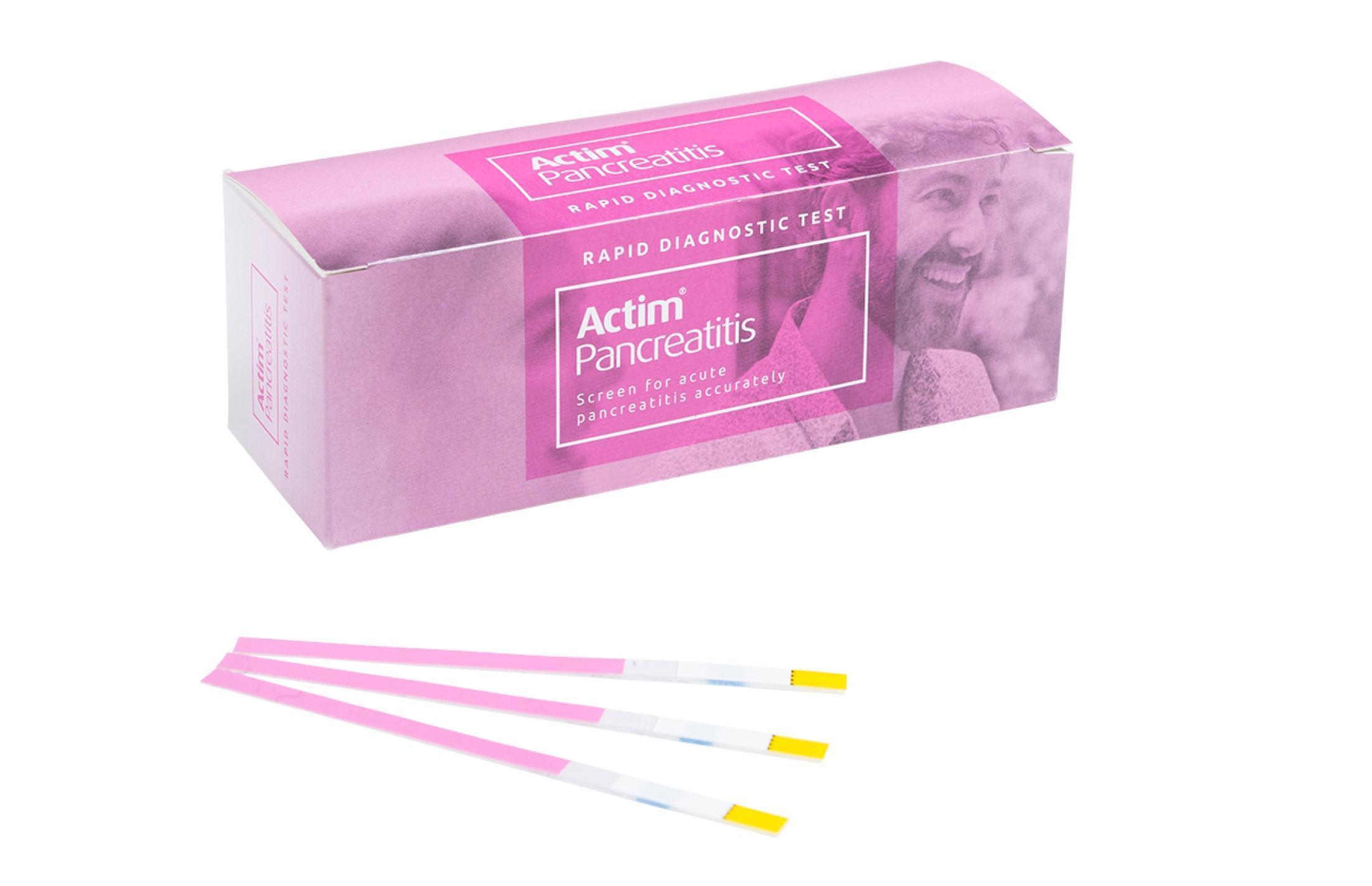 Actim Pancreatitis test kit