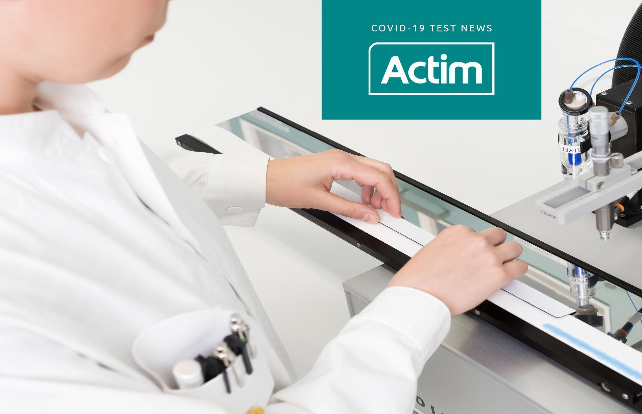 Actim RD laboratory